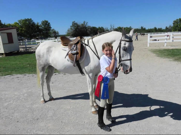 Arabian Horse Region 8 Youth Director Brooke Hofmann