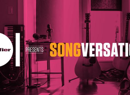 Live on WFAE for #Songversations April 28th at 12pm EST