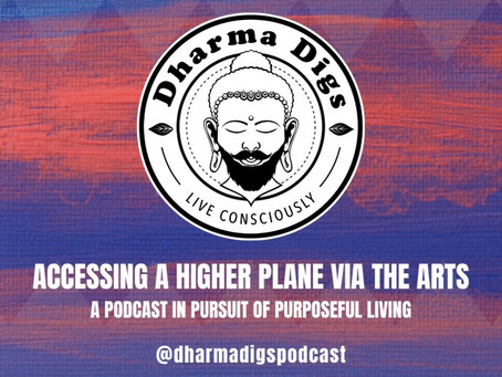 Introducing the Dharma Digs Podcast