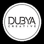 Dubya White Circle Logo.png