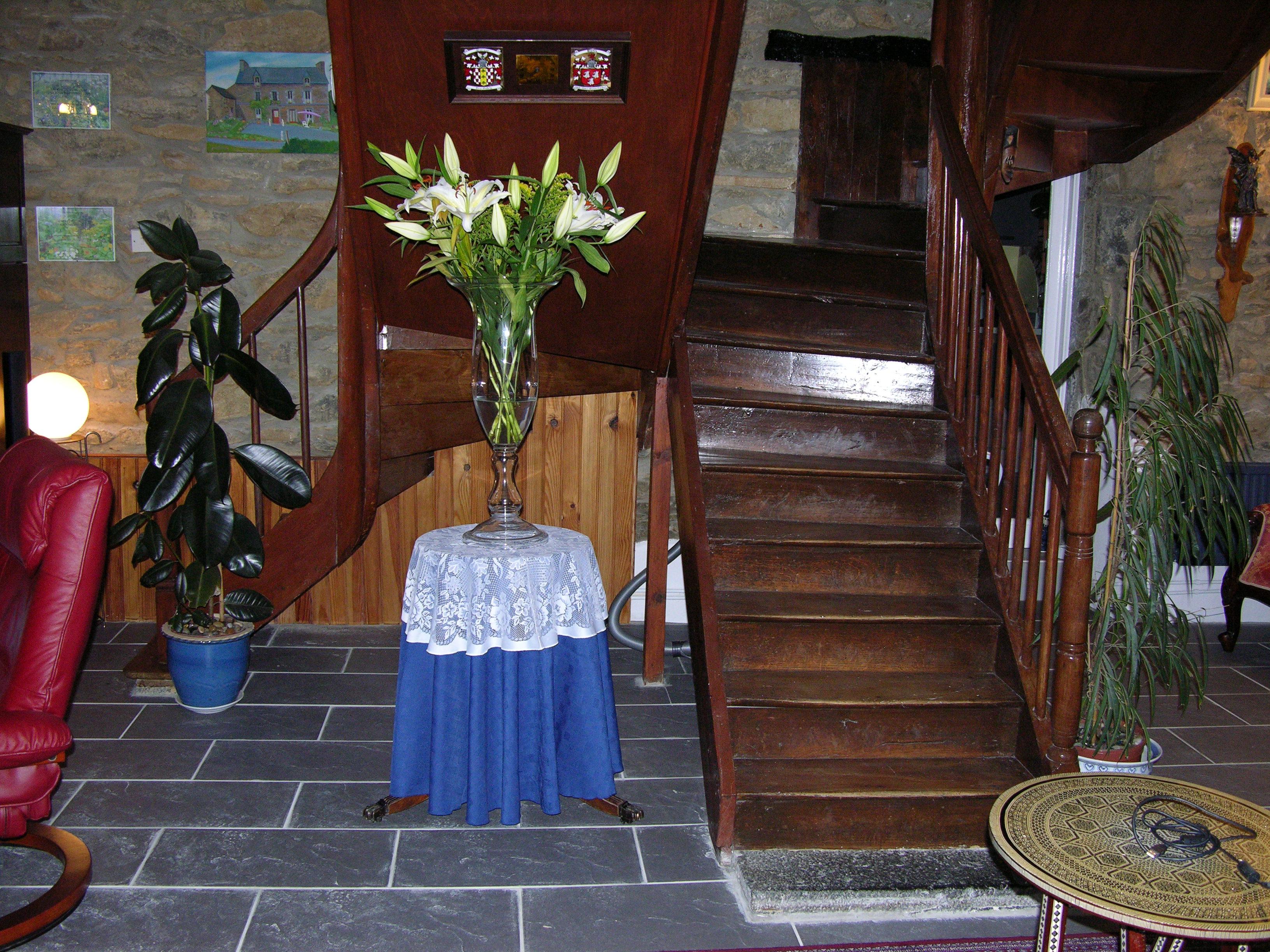 Les Escalier unique