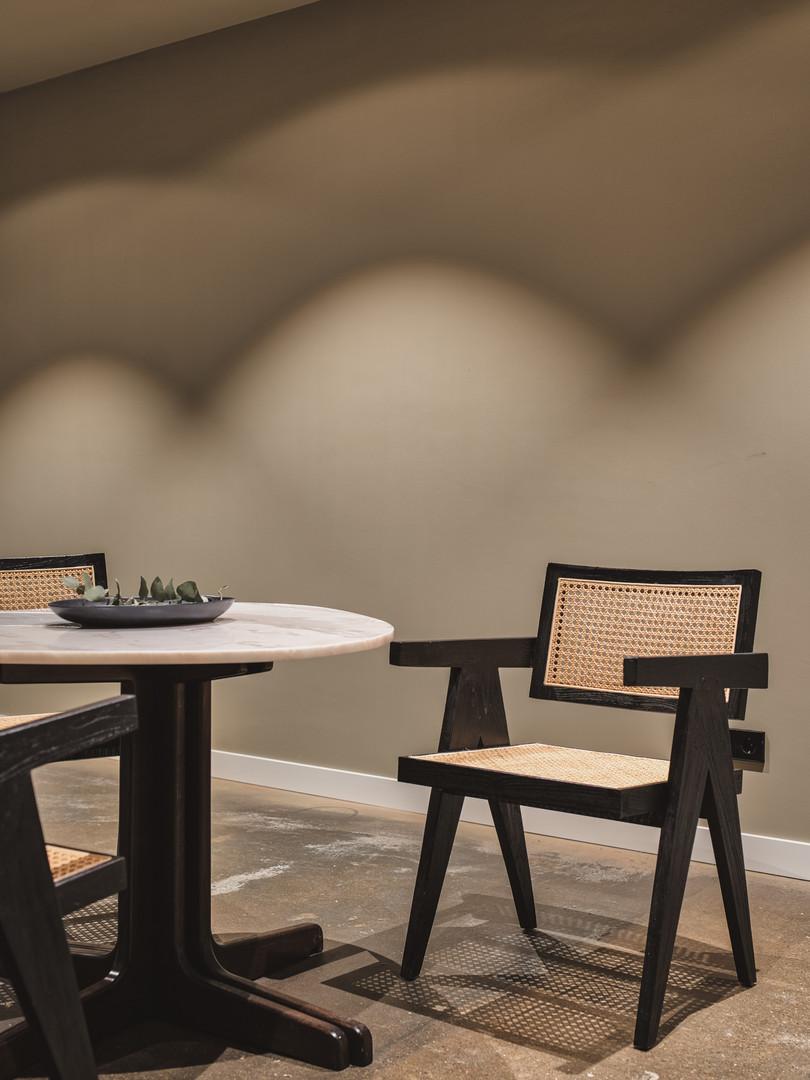 Interior design retail Mercer Amsterdam-