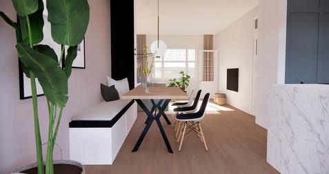Totaalrenovatie familiewoning Amsterdam