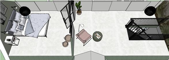 LB interieurontwerp vrijstaand huis Amst