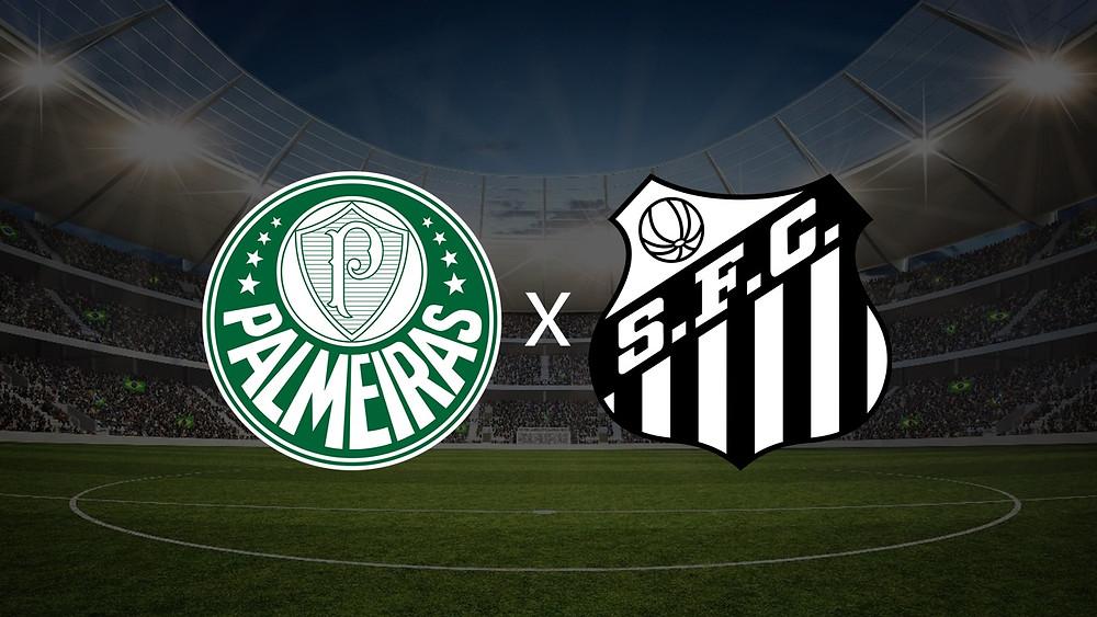 Palmeiras x Santos: transmissão do jogo ao vivo na TV e internet