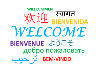 Welcome and ICE