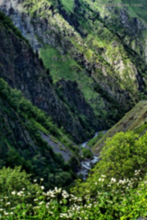 Аргунское ущелье, Хевсурети