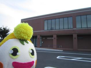 太田市地域包括支援センターを囲む街並み