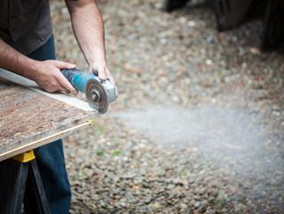 Grinding, Honing, Polishing Granite