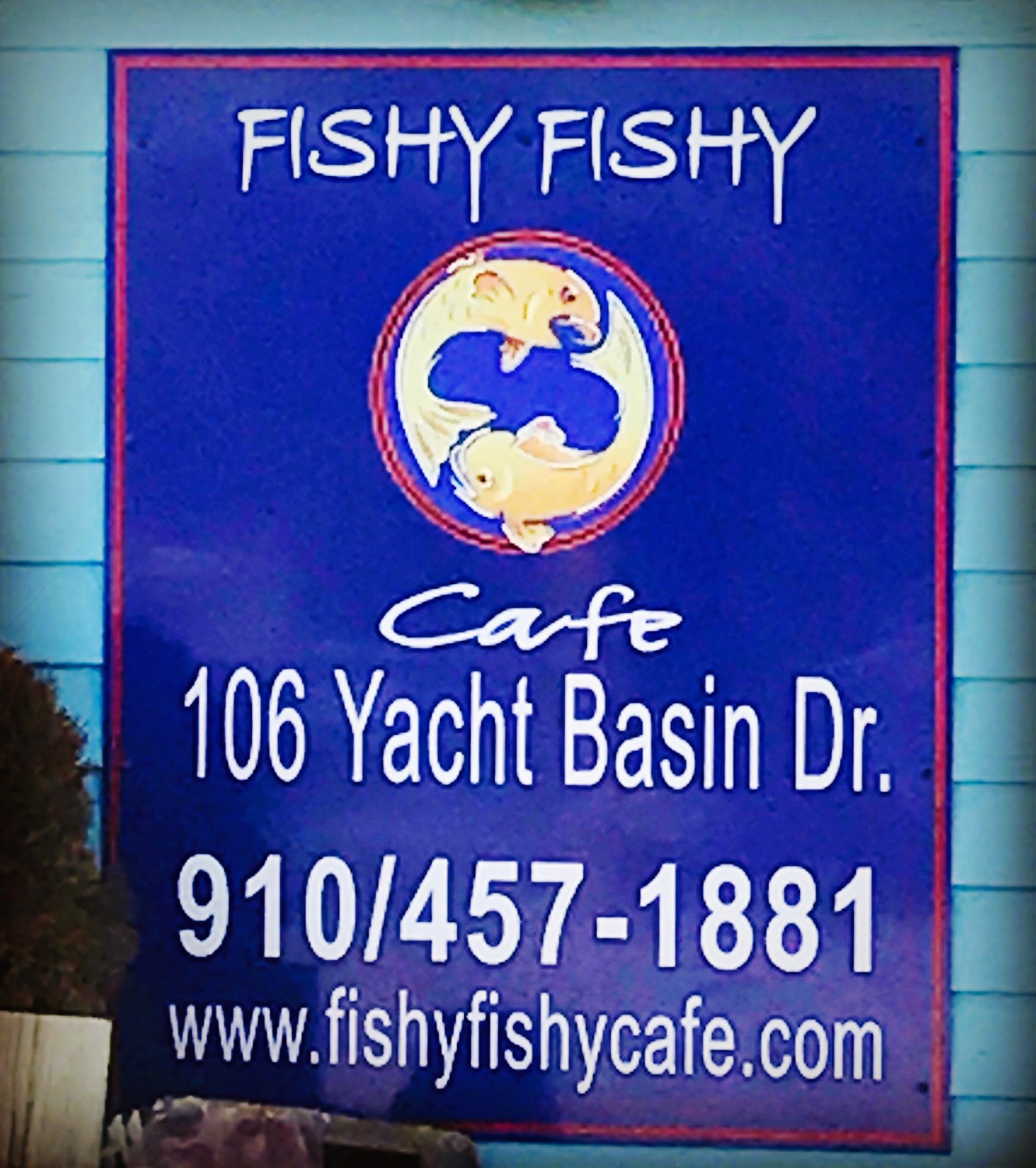 cash mob fishy fishy cafe southport nc