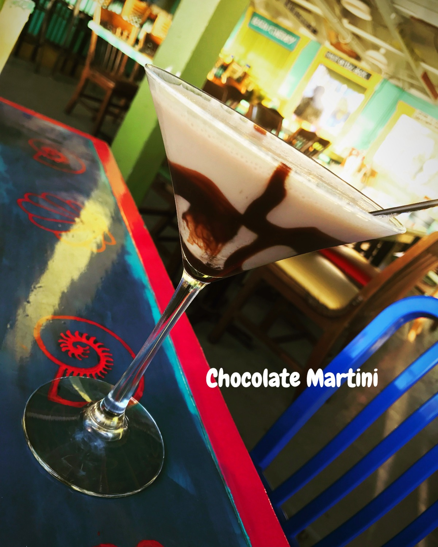 fishy fishy cafe southport nc cash mob chocolate martini