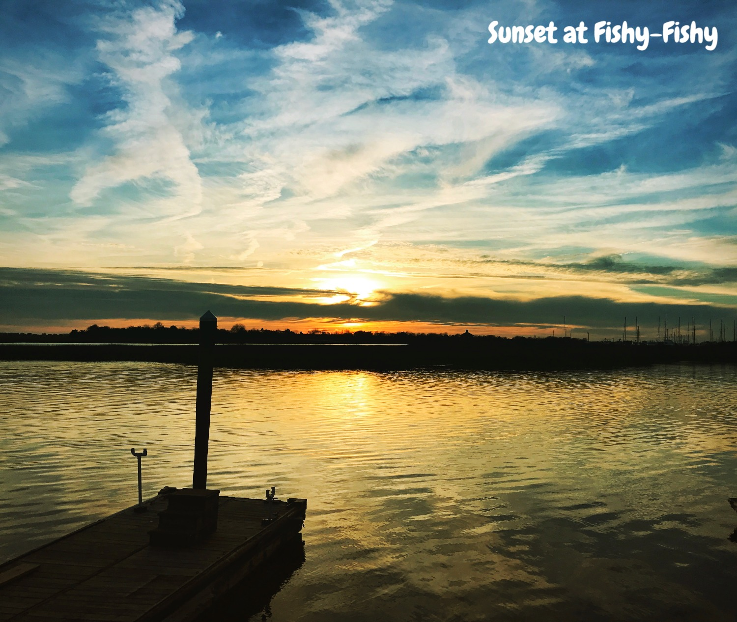 another sunset fishy fishy cafe southport nc restaurant on the water after cash mob