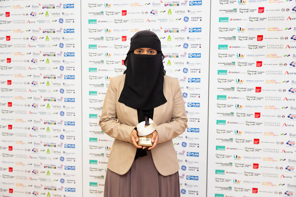 Womanspire Award