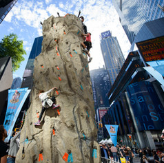 Times Square Festival Activations