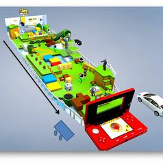 Nintendo DS Site Design