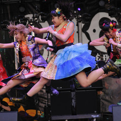 Japan's Cheeky Parade Live in NYC