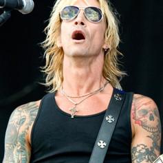 Guns n Roses' Duff McKagan Live Performance