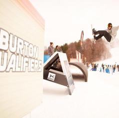 Burton Qualifers Site Management