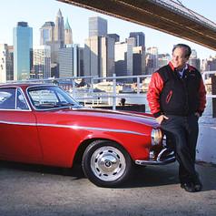 Volvo's Million Mile Man Irv Gordon