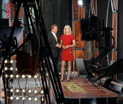Studio Head for Lara Spencer & Entertainment Tonight