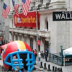 Wall Street Closure on Wall Street