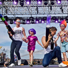 WigStock Show Caller & Stage Management