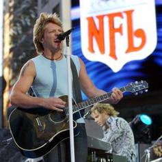 Bon Jovi in Times Square