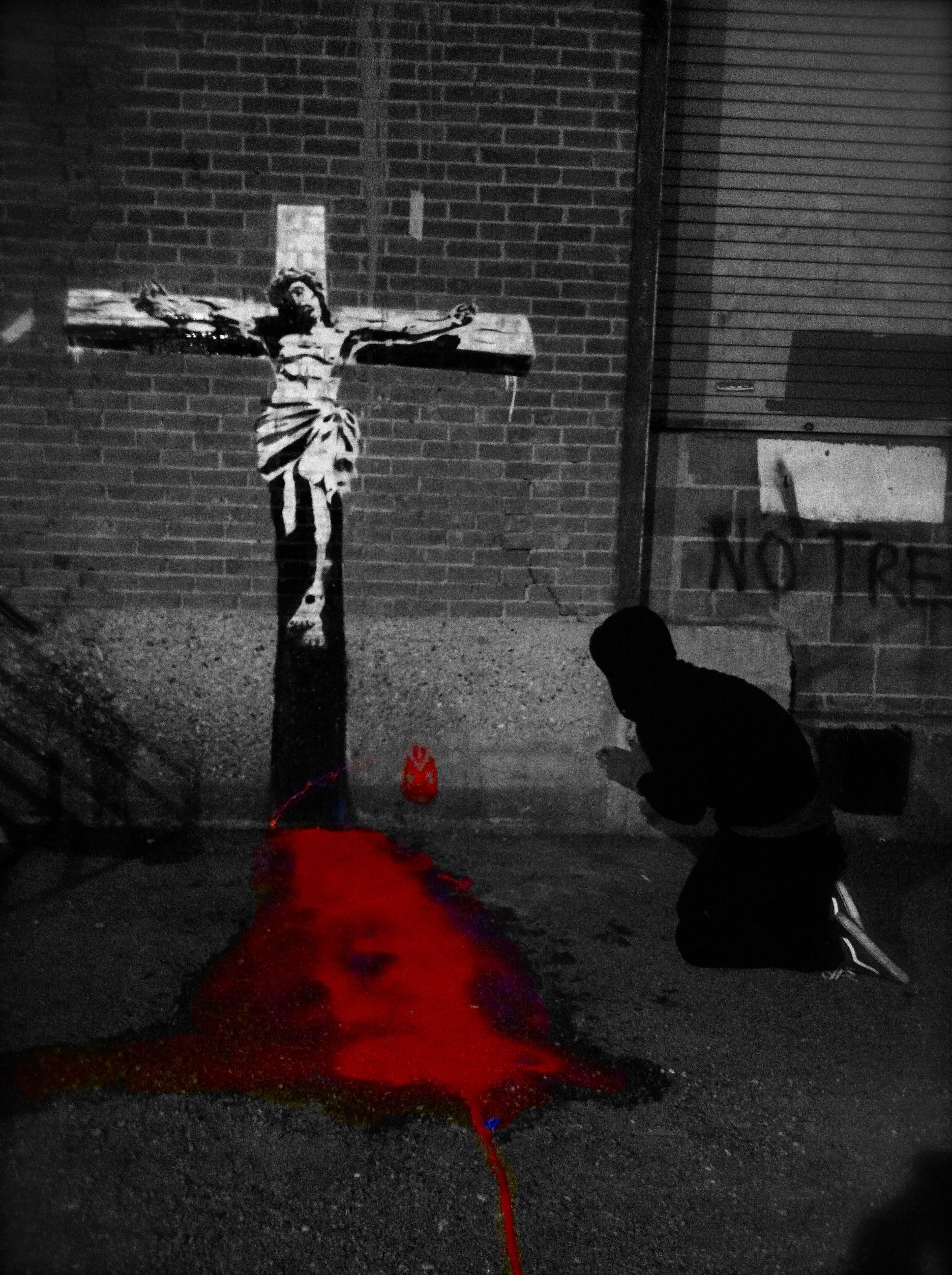Jesus Loves Banksy