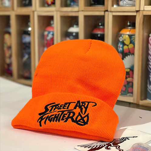 Safety Orange S.A.F. Beanie
