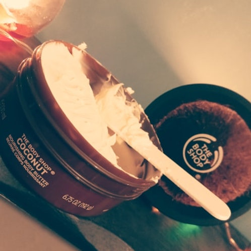 Coconut Nourishing Body Butter