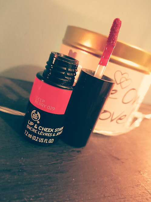 Lip & cheek Stain Deep Berry