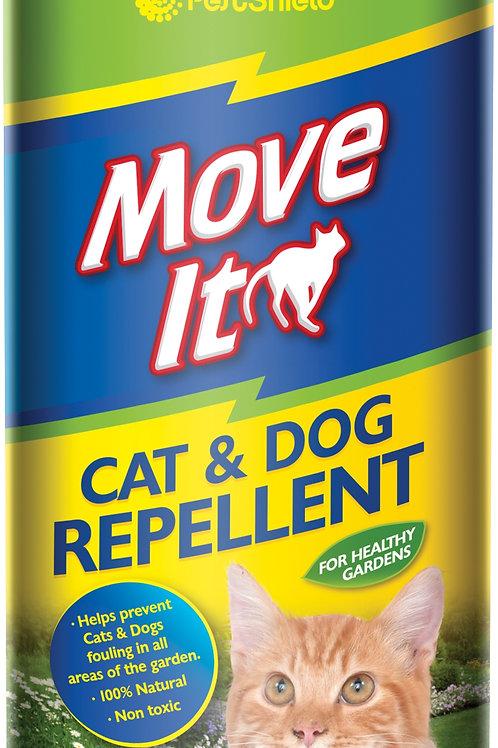 cat & dog repellent shaker