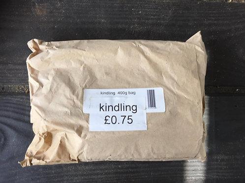 400G bag kindling