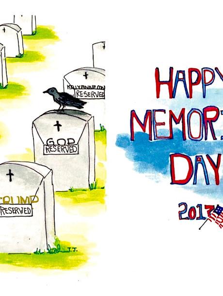 Happy Memorial Day! (p.2)