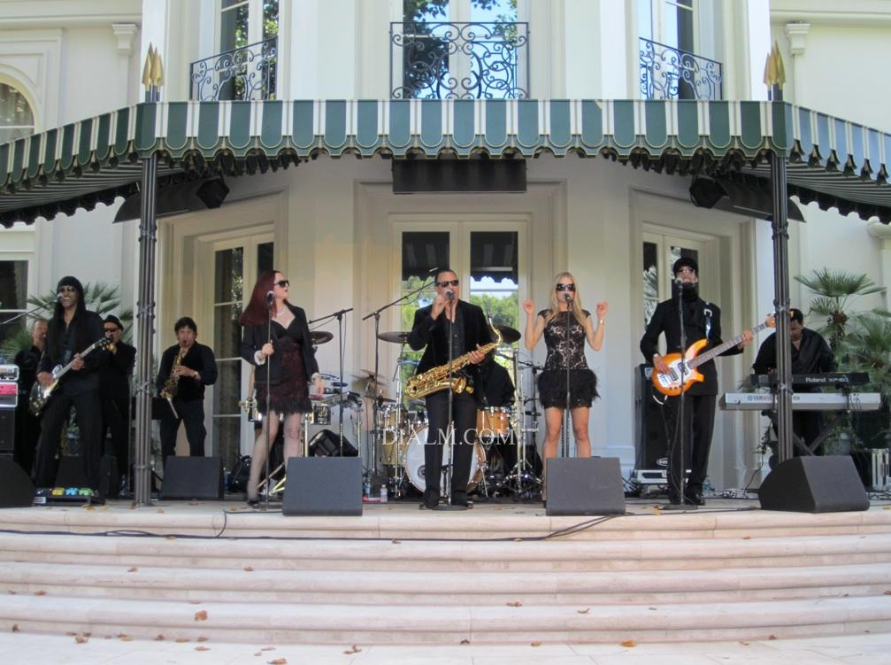 Wedding Reception Dance Bands LA