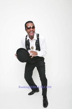 Sammy Davis Lookalike Singer