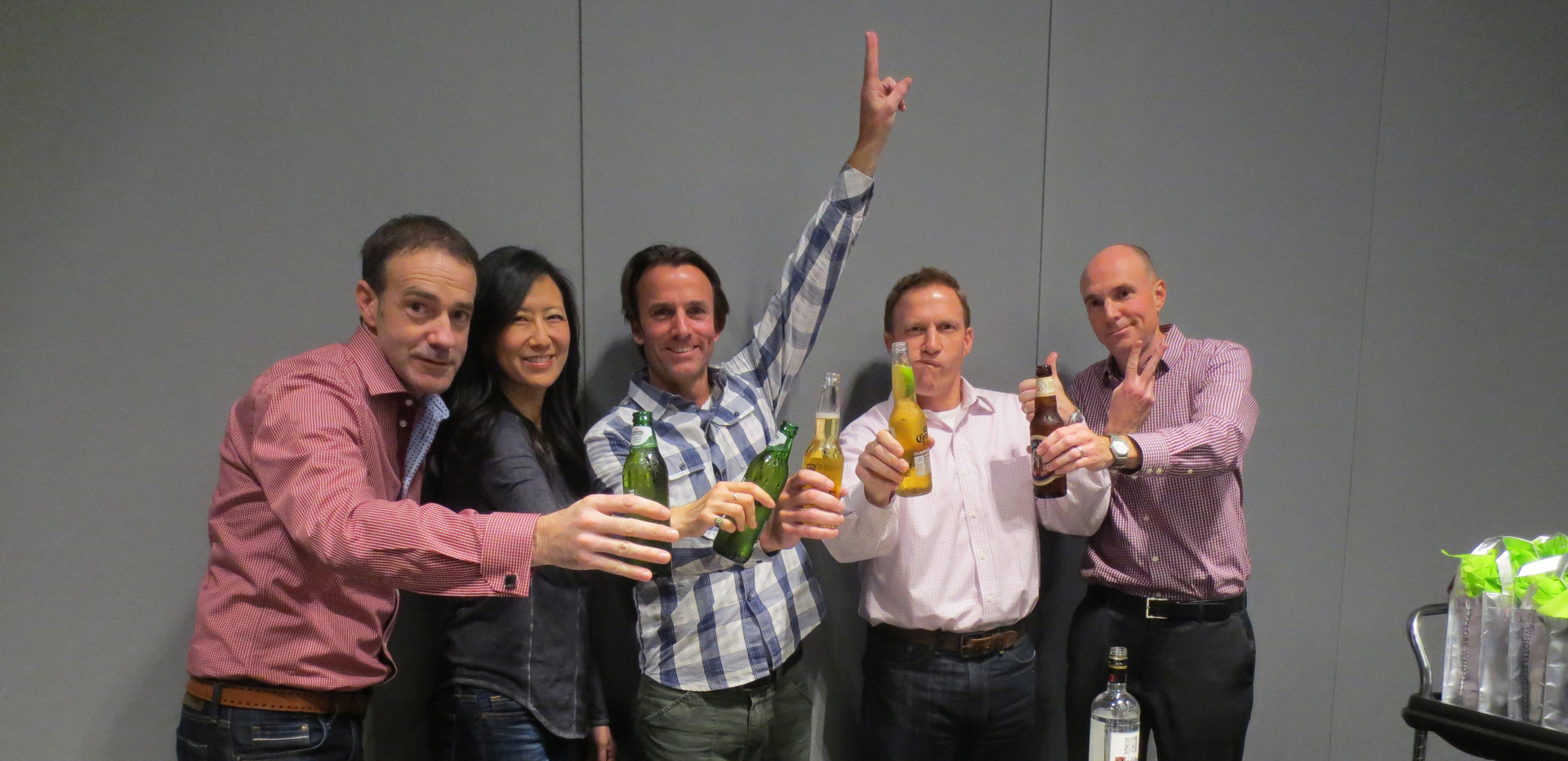 Ted 2 team photo 1 Culinary Challenge DI