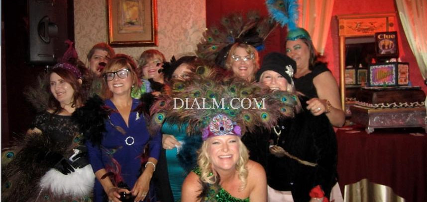 Miss Peacock Team