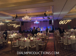 Casino Royal James Bond Theme Party