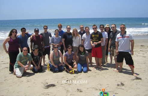 Team Building Picnic Games with Yahoo by