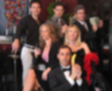 Dial M Murder Mystery Balkans Cast 2006.