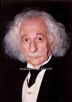 Albert Einstein Look Alike D