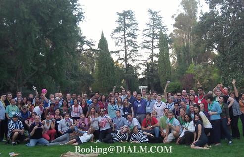 Cisco Picnic Games Team Building Event S