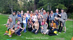 Picnic Games forTeam Building Activity with Peggy & DialM coaches