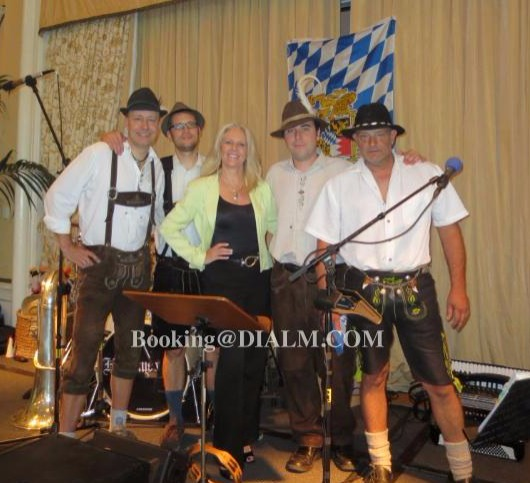 Oktoberfest Band & Peggy Phillips