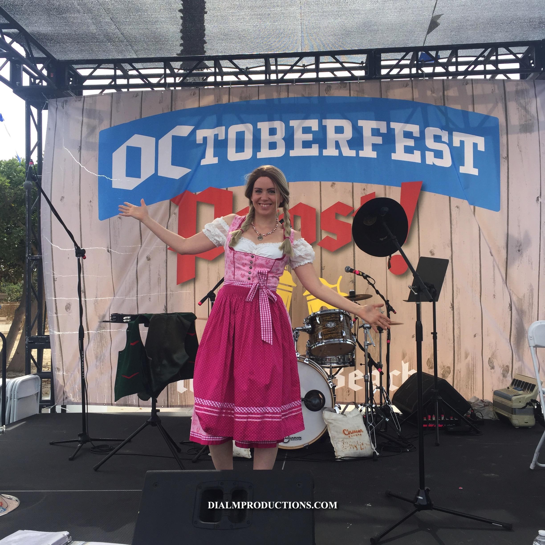 Oktoberfest Yodeler Dial M