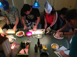 Culinary Cooking Team Building Event