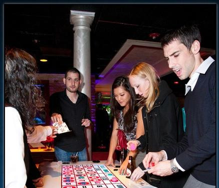 Casino Roulette White Table #Casino #Rou