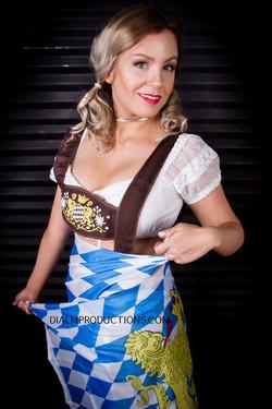 Oktoberfest Singer Yodeler DialM