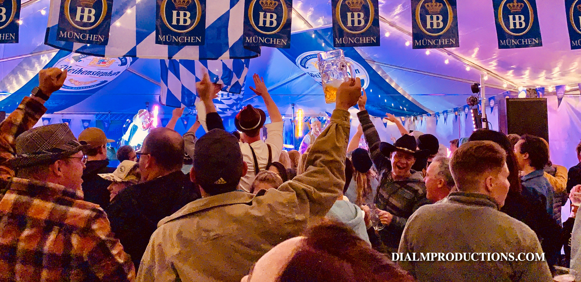 Oktoberfest Band Dial M Productions 4.jp
